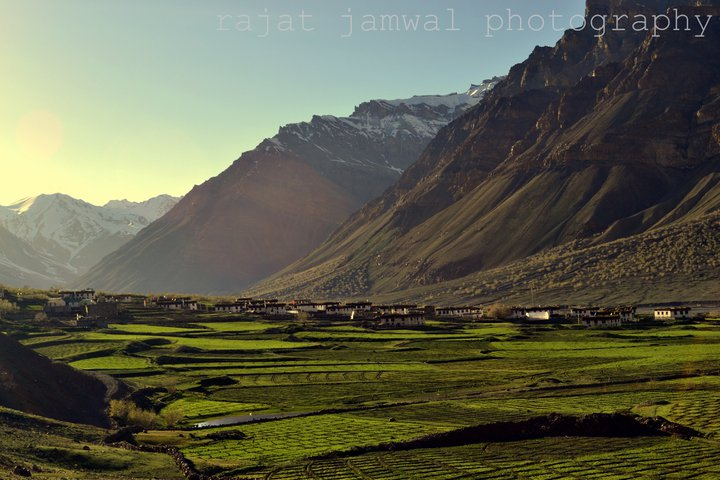 Losar Spiti valley
