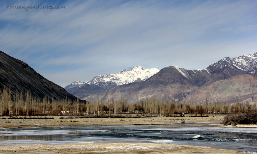 Hundar, nubra valley