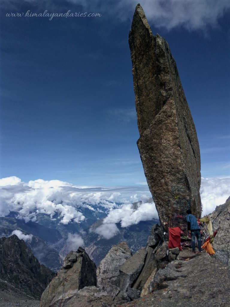 Climbing Kinner Kailash..my quest for self redemption ...